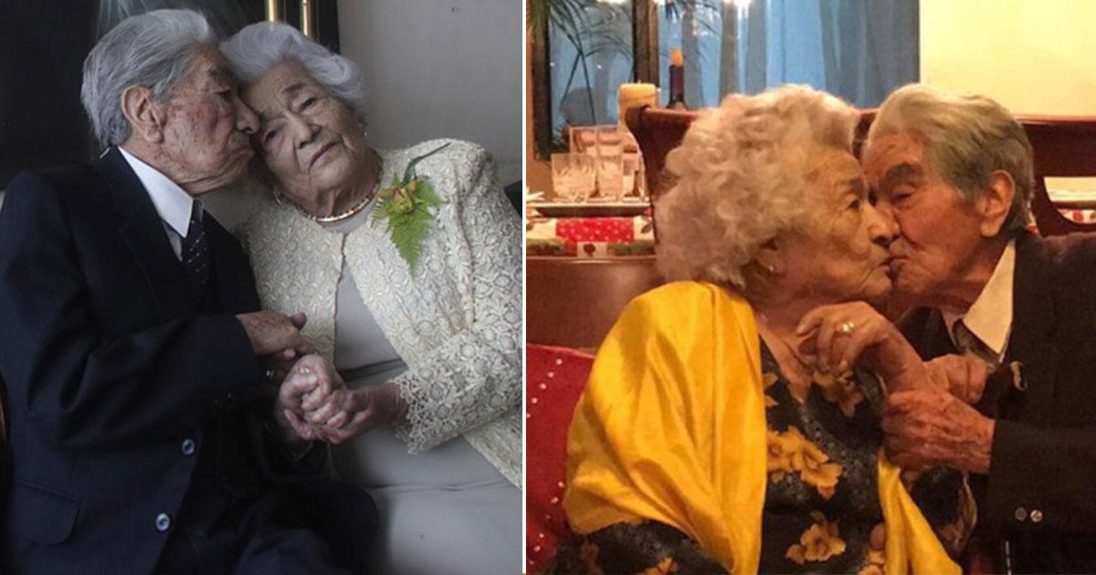 casal mais velho do mundo