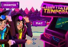 cientistas temporais - jogo