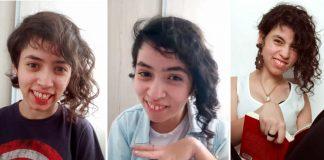 Clarinha faz vídeos no IGtv obre deficiência