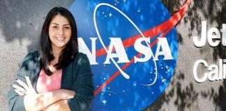 Diana lidera missão da NASA