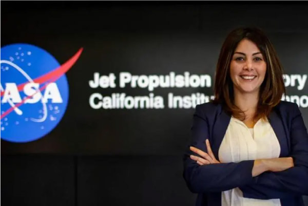 Diana na NASA