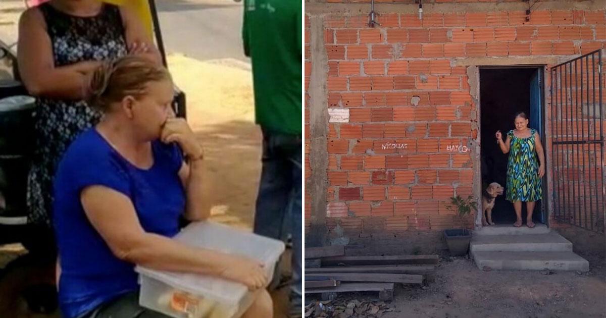 idosa lamenta lanches confiscados prefeitura palmas tocantins