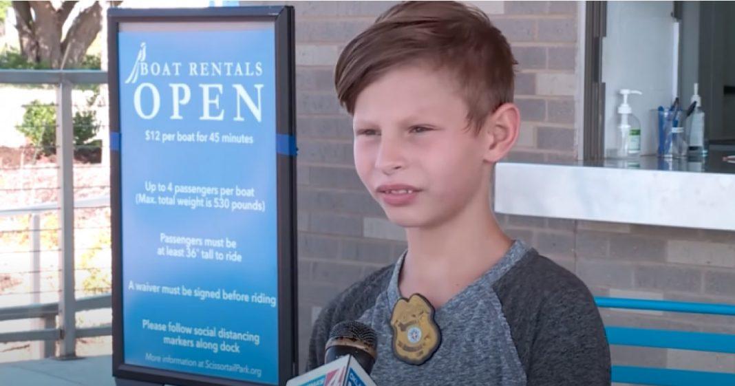 Menino de 9 anos pede por família em reportagem, viraliza e recebe mais de 5 mil pedidos de adoção 2