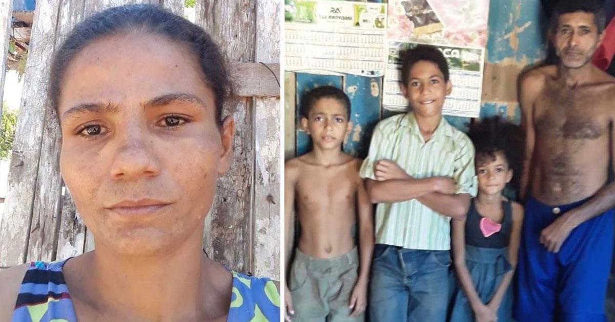 No Pará, mulher cava poço para matar sede de família e internautas criam vaquinha 1
