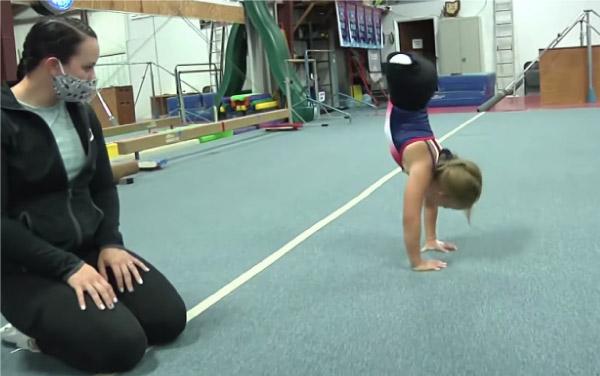 Paige ginástica