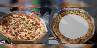 pizzaria faz pizza especial