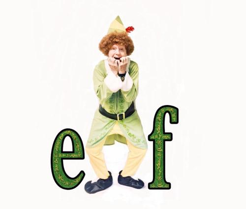 Poster Elf