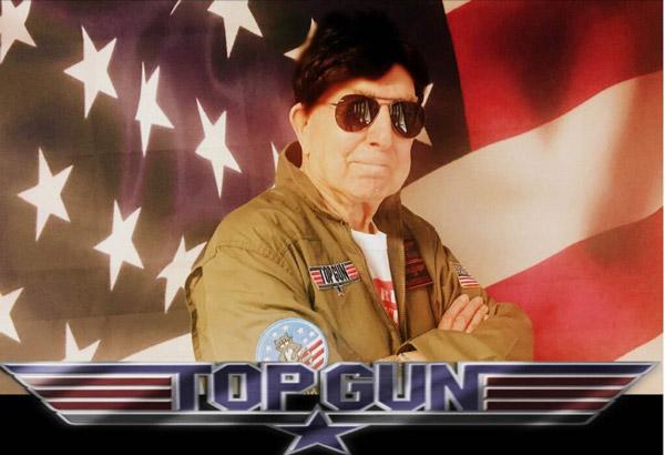 Olha esse Tom Cruise como tá diferente! | Reprodução: Facebook