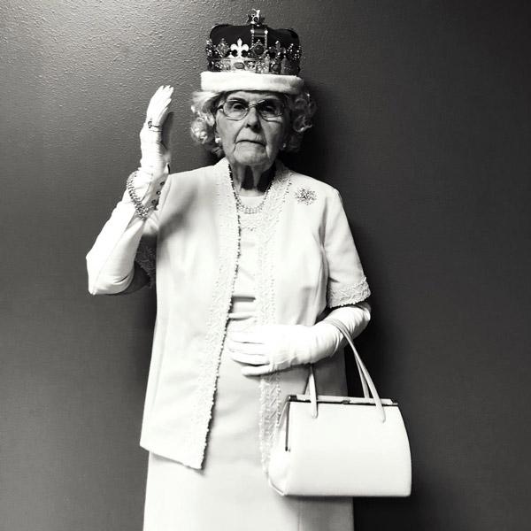Rainha Elisabeth
