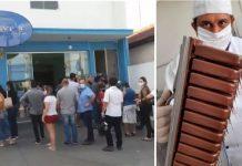 Luis dono da sorveteria
