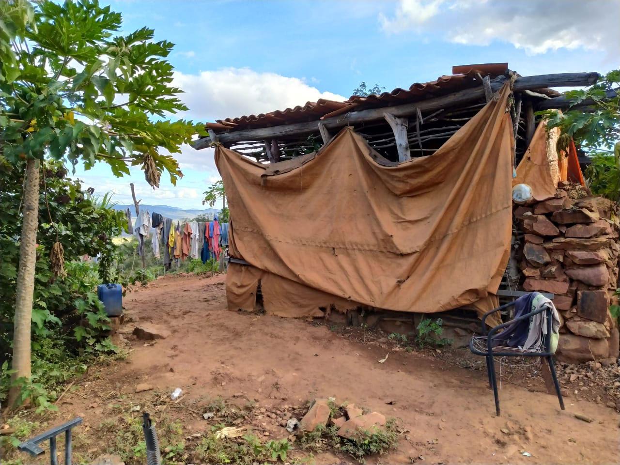 cabana idoso sertão pernambuco