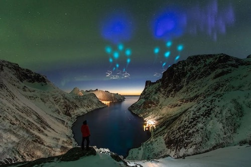 Vencedoras do maior concurso de fotos astronômicas do mundo para você se apaixonar 4