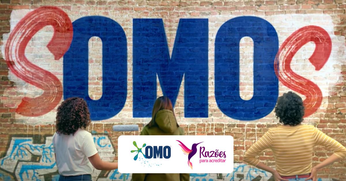 Em parceria com o Razões, OMO dará visibilidade a projetos de brasileiros que fazem a diferença e transformam vidas 1