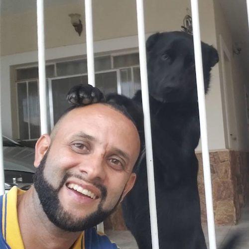 carteiro selfies com os animais 8