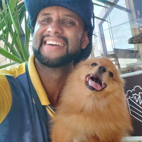 carteiro selfies com os animais 9