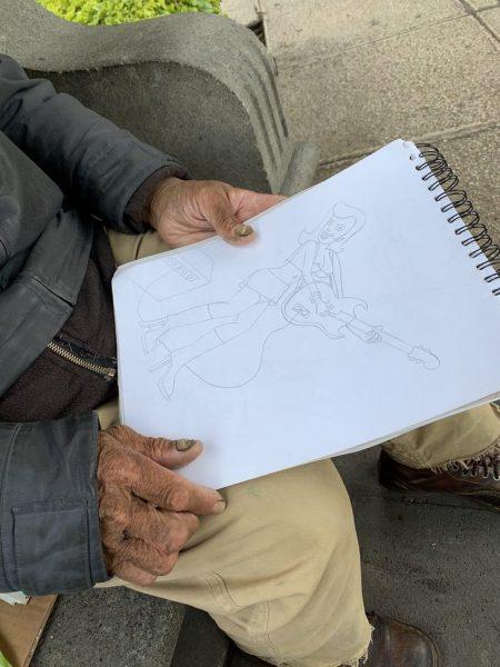 don baldemar desenho