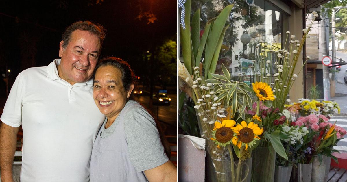 Em vez de flores, marido abre floricultura para surpreender esposa internada e transforma suas vidas 1
