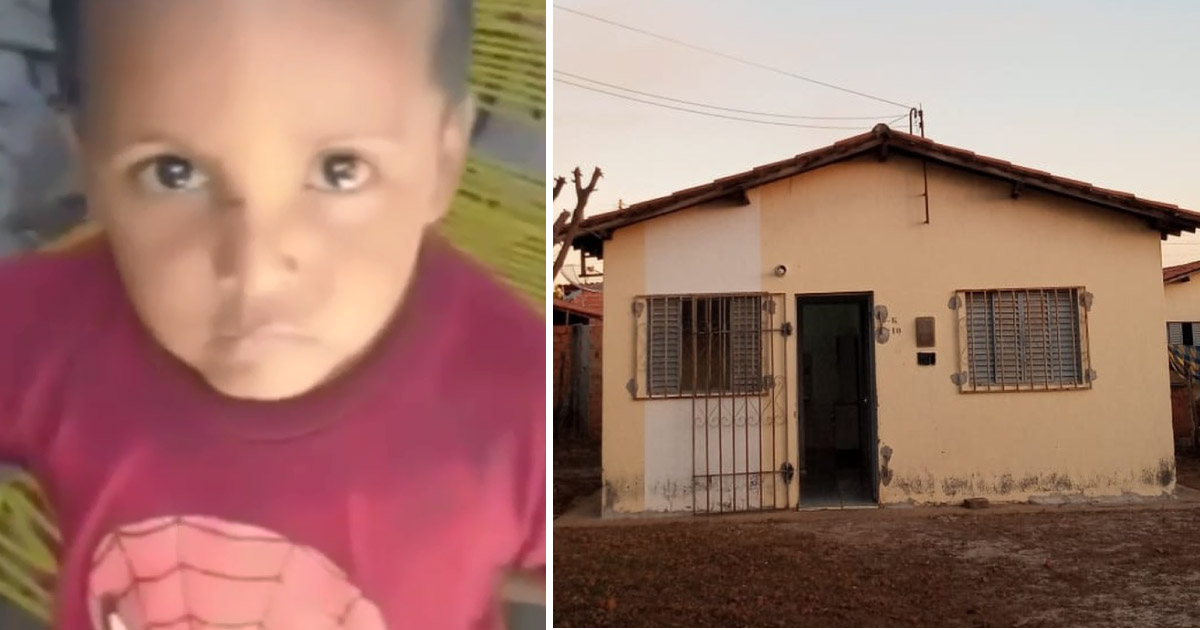 Menino de 4 anos ganha casa após pedir bolacha e café em vídeo gravado por ONG no Piauí 1