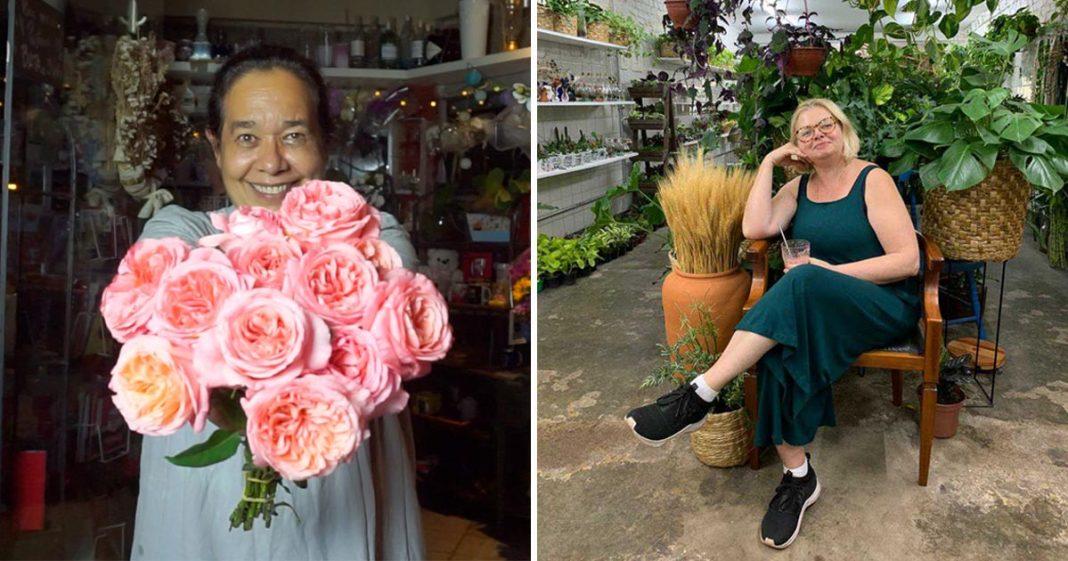 Razões e Lancôme se unem para compartilhar felicidade e histórias de pequenas floriculturas 1