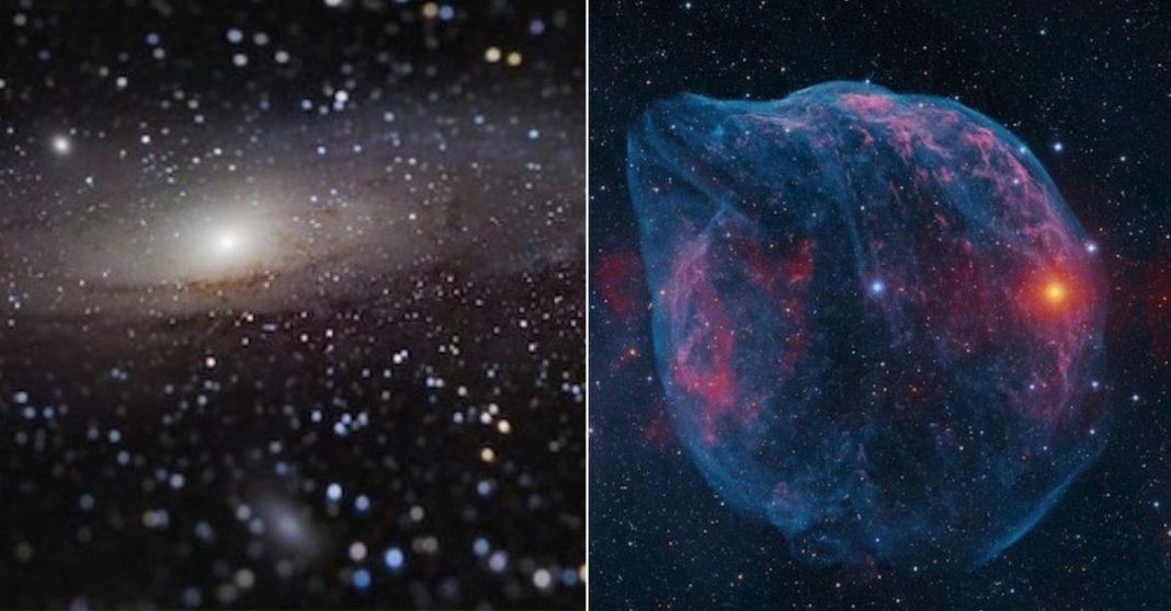 Vencedoras do maior concurso de fotos astronômicas do mundo para você se apaixonar 6