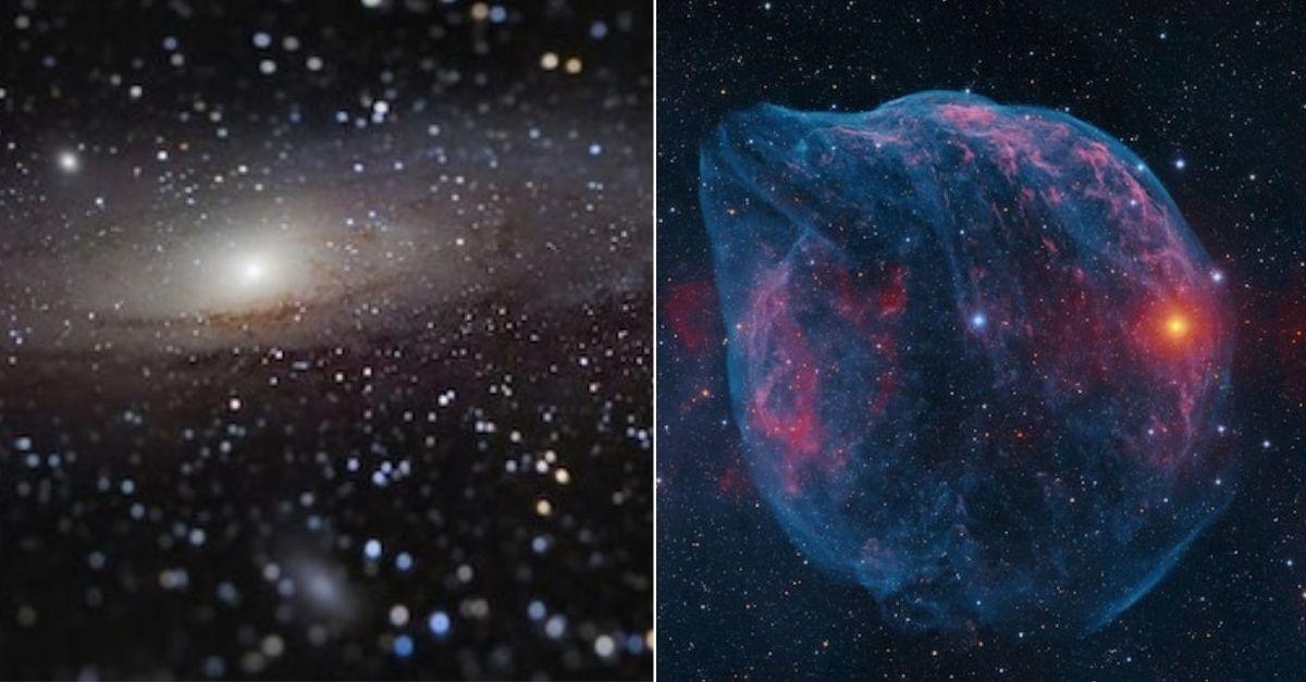Vencedoras do maior concurso de fotos astronômicas do mundo para você se apaixonar 2
