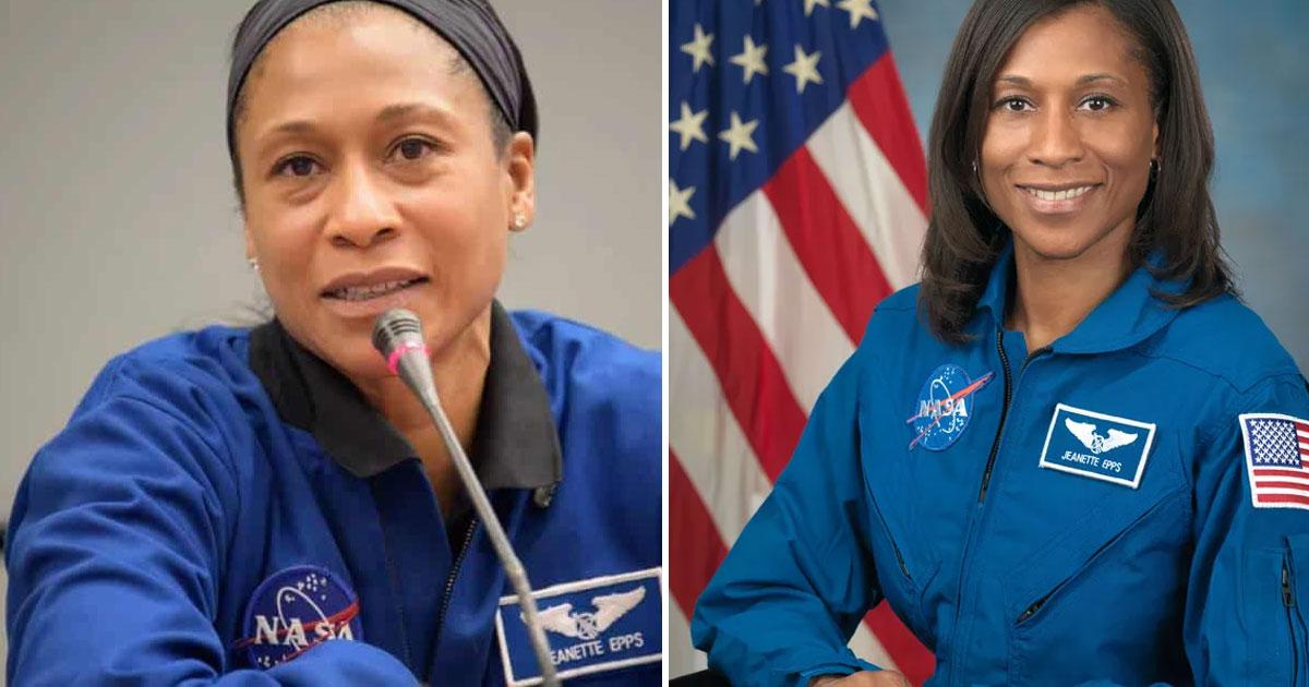 Jeanett é a primeira mulher negra em missão da nasa