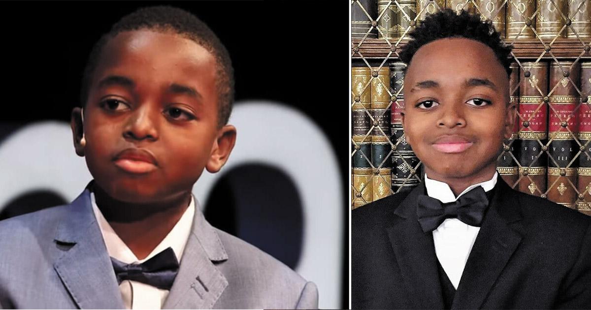 """Menino autista é o estudante mais jovem da Universidade de Oxford, com 6 anos. """"Eu quero mudar o mundo"""" 2"""