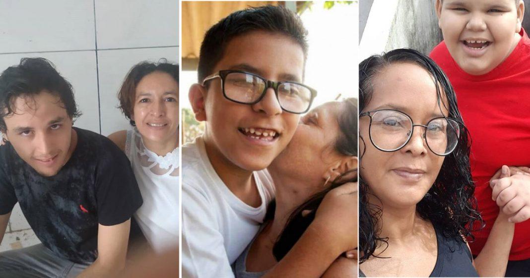 mães de autistas