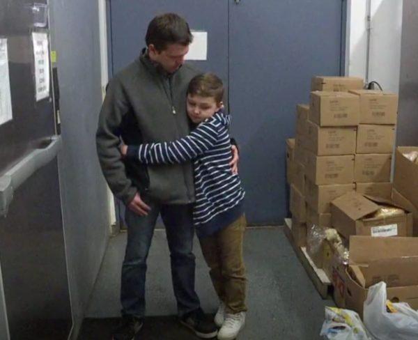 Nathan e o pai