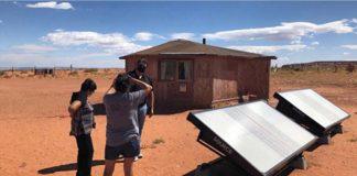 água potável a partir de energia solar