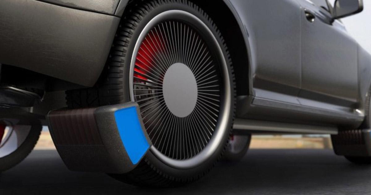 dispositivo contra poluição