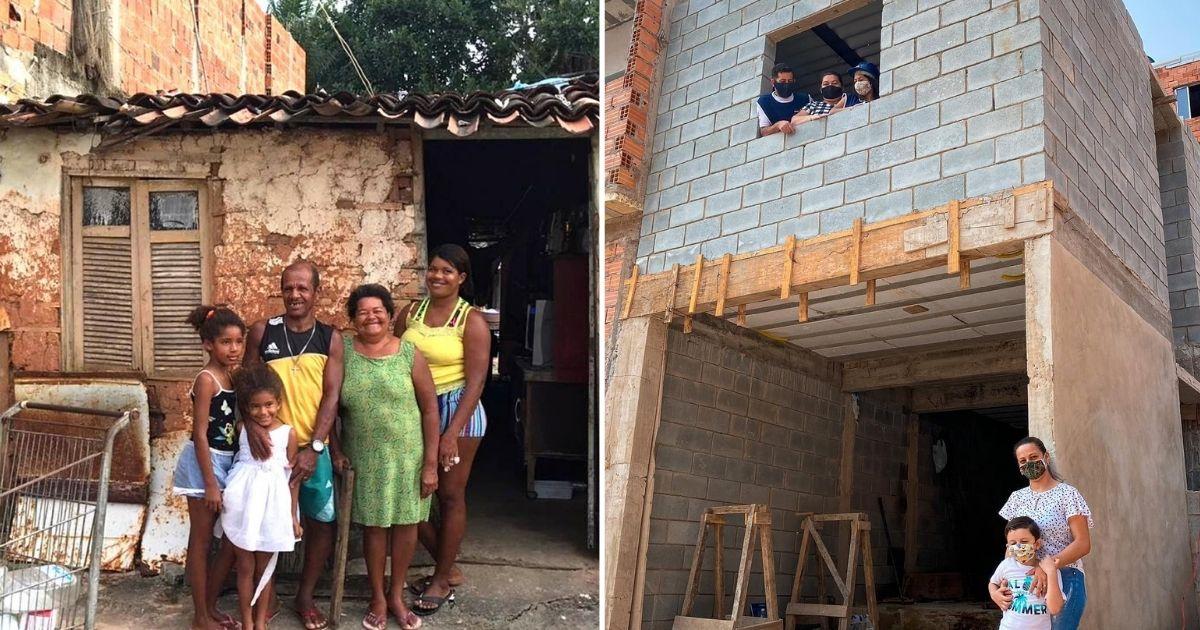 Parceria entre Razões e ONG realizará o sonho de famílias carentes de terem a sua casa própria 1