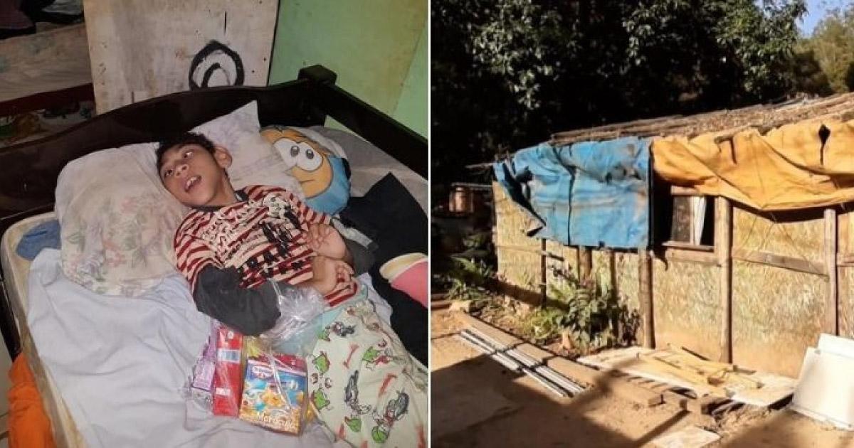 renanzinho quer construir uma casa para familia