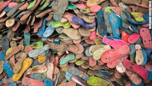 sandalias biodegradaveis de algas 2