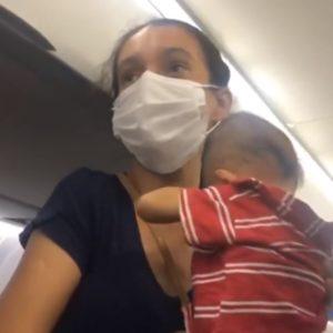 vaquinha em voo para mãe