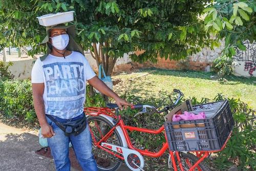 vendedor de cocada bike roubada 1