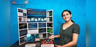 estudante descobre molécula que pode curar o coronavírus.