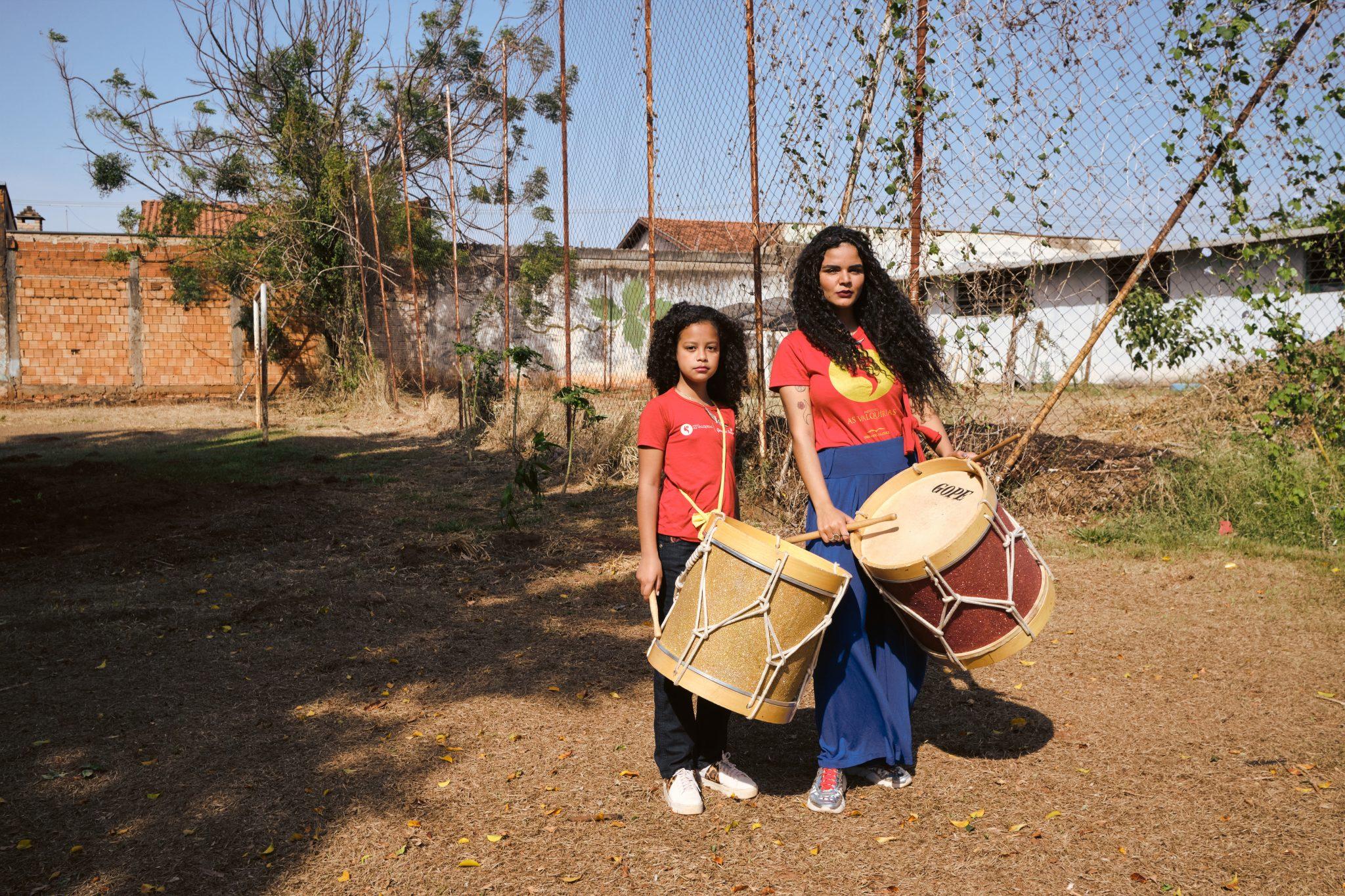 """Após infância traumática, jovem inspira outras meninas da periferia a serem o que quiserem: """"multiplicar o impacto"""" 6"""