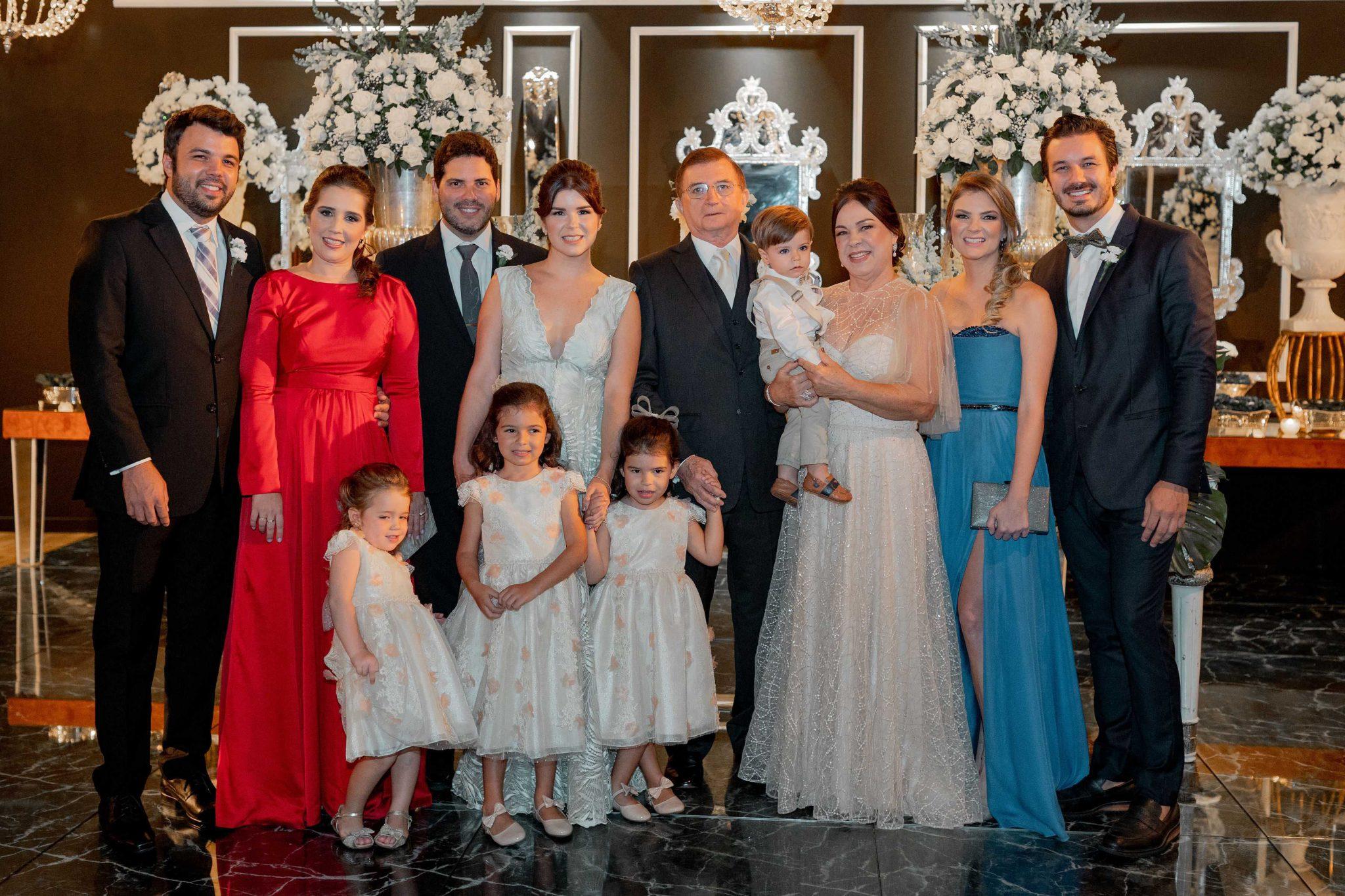 Filhos realizam o sonho da mãe e organizam cerimônia de casamento dos pais 40 anos após a união 4