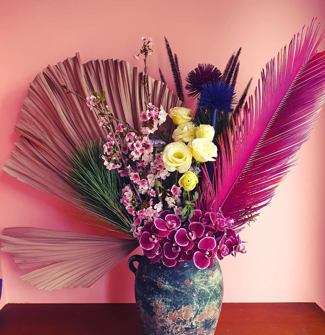vaso flores
