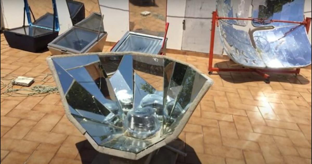 USP distribuirá fogões solares
