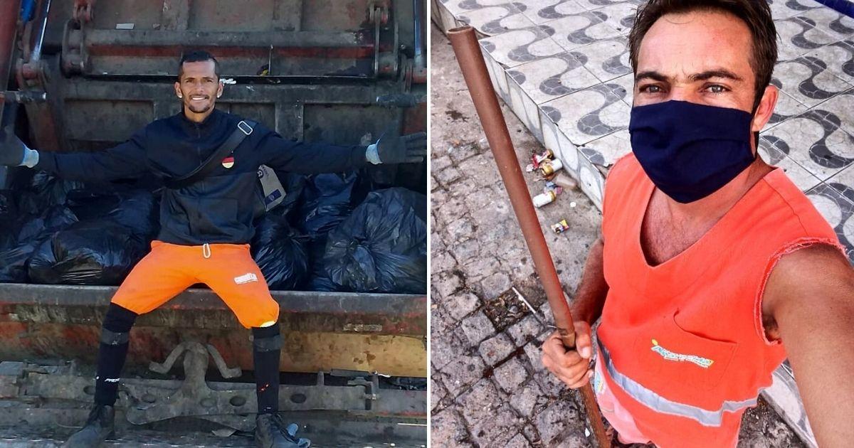Em vídeo, garis compartilham os perrengues da profissão e ensinam sobre descarte correto do lixo 1