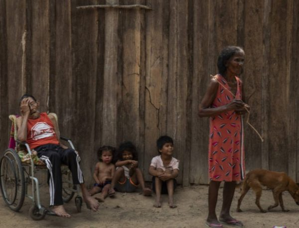 indígenas do pantanal pedem socorro