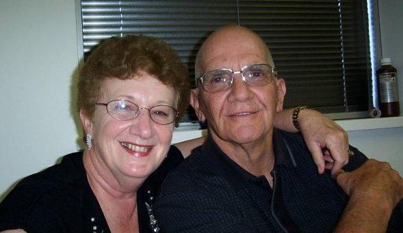 Juanita e o esposo