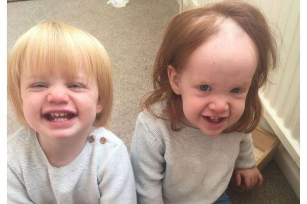 Maisie e o irmão