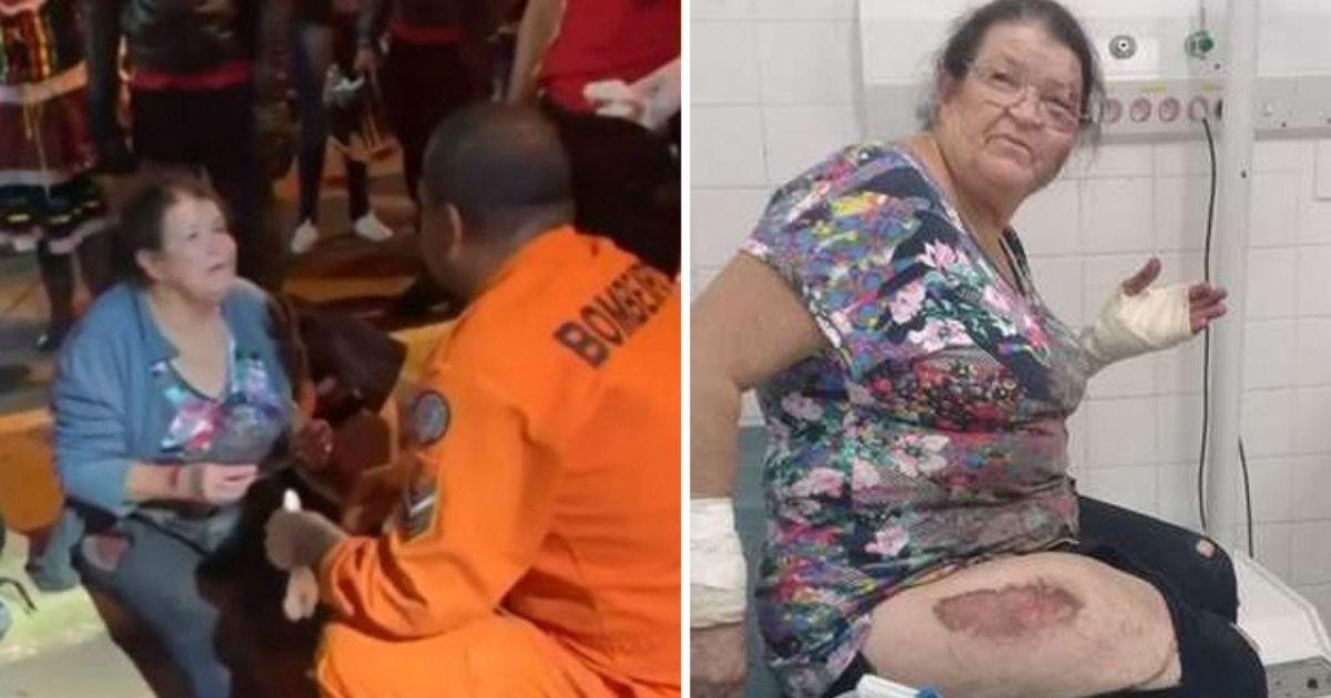 Motorista que arrastou idosa é condenado à pena de 5 anos de reclusão no DF 2