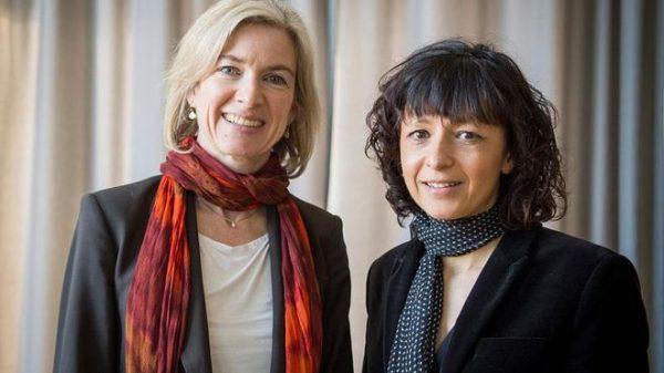 Duas mulheres ganham prêmio nobel