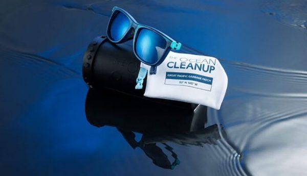 óculos reciclado