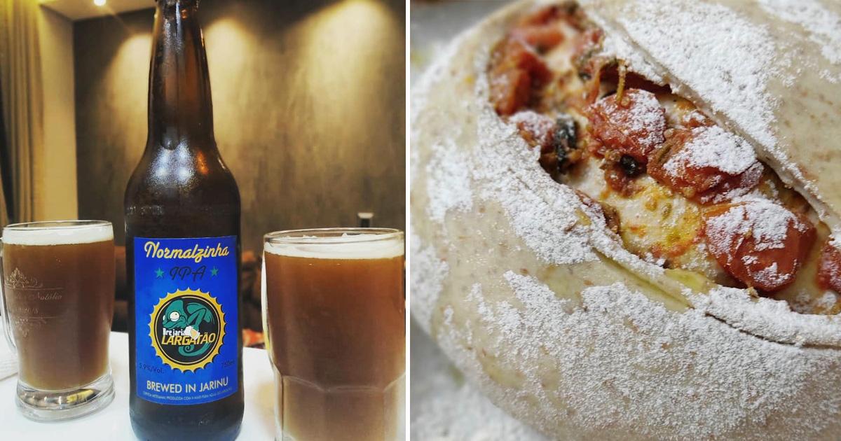 Contra o desperdício, empreendedor transforma bagaço de malte em 'pão de cerveja' 1