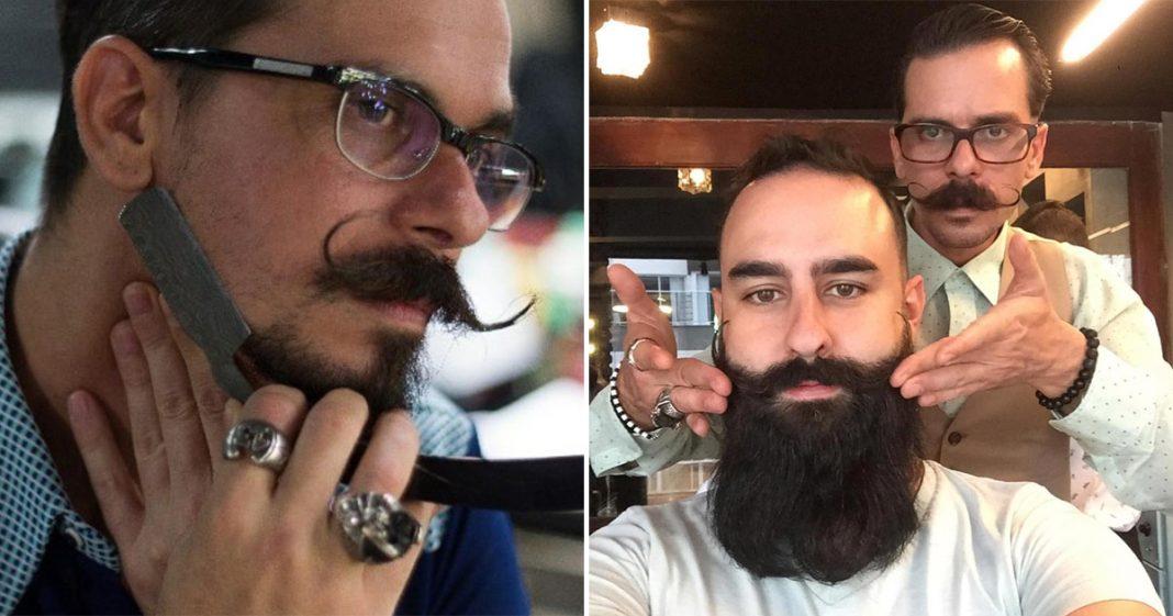 A história inspiradora de Alex Peres, de traficante da Rua Augusta a barbeiro renomado de SP 6